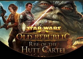 Обложка для игры Star Wars: The Old Republic - The Rise of the Hutt Cartel
