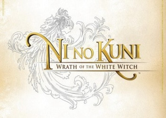 Обложка к игре Ni no Kuni: Wrath of the White Witch