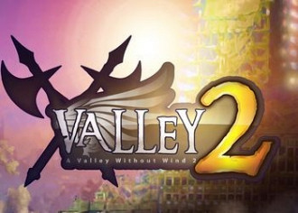 Обложка к игре Valley Without Wind 2, A