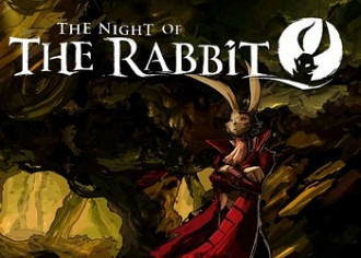 Обложка игры Night of the Rabbit, The