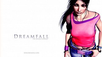 Обложка игры Dreamfall: The Longest Journey