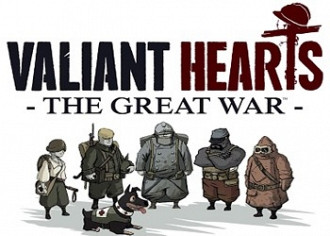 Обложка к игре Valiant Hearts: The Great War