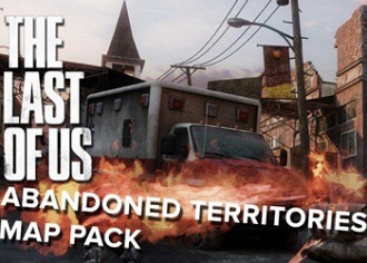 Обложка для игры Last of Us: Abandoned Territories Map Pack, The