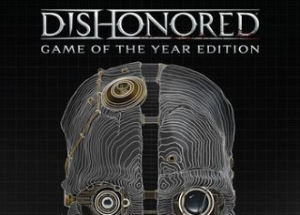 Обложка для игры Dishonored: Game of the Year Edition