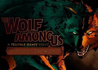 Обложка к игре Wolf Among Us: Episode 5 - Cry Wolf, The