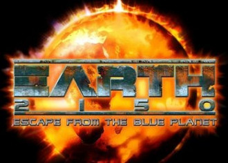 Обложка для игры Earth 2150: Escape from the Blue Planet