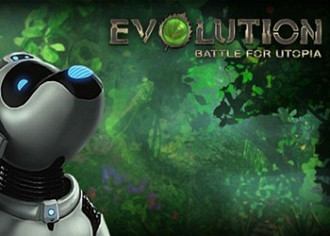Обложка к игре Evolution: Battle for Utopia