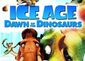 Обложка игры Ice Age: Dawn of the Dinosaurs