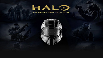 Обложка к игре Halo: The Master Chief Collection