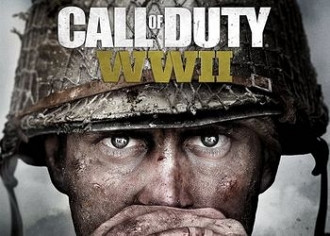 Обложка к игре Call of Duty: WWII
