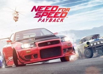 Обложка к игре Need for Speed: Payback