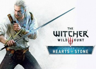 Обложка для игры Witcher 3: Wild Hunt - Hearts of Stone, The