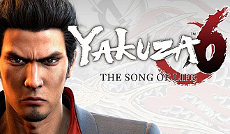 Обложка игры Yakuza 6: The Song of Life