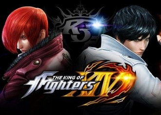 Обложка игры King of Fighters 14, The