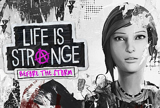 Обложка к игре Life Is Strange: Before The Storm - Episode 1: Awake