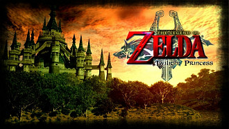 Обложка к игре Legend of Zelda: Twilight Princess HD, The