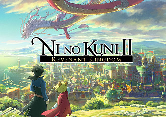 Обложка игры Ni no Kuni II: Revenant Kingdom