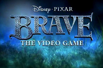 Обложка игры Brave: The Video Game