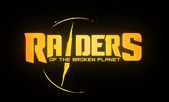 Обложка к игре Raiders of the Broken Planet
