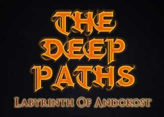 Обложка игры Deep Paths: Labyrinth Of Andokost