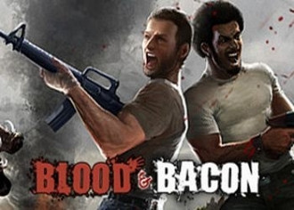 Обложка к игре Blood and Bacon