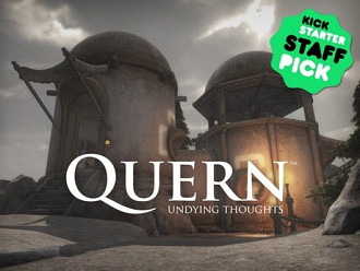 Обложка к игре Quern - Undying Thoughts