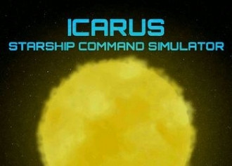 Обложка для игры Icarus Starship Command Simulator