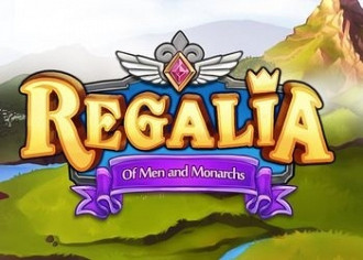 Обложка игры Regalia: Of Men and Monarchs