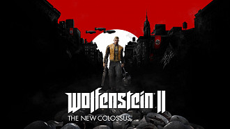 Обложка к игре Wolfenstein II: The New Colossus