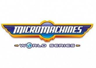 Обложка к игре Micro Machines World Series