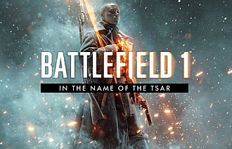 Обложка игры Battlefield 1: In the Name of the Tsar