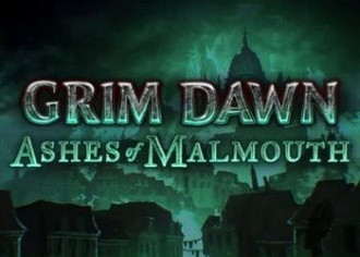 Обложка для игры Grim Dawn - Ashes of Malmouth Expansion