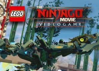 Обложка к игре LEGO Ninjago Movie Video Game, The