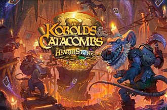 Обложка для игры Hearthstone: Kobolds and Catacombs