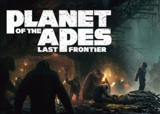 Обложка игры Planet of the Apes: Last Frontier