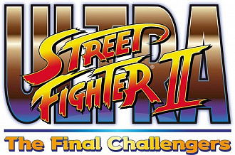 Обложка к игре Ultra Street Fighter II: The Final Challengers