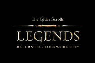 Обложка для игры Elder Scrolls: Legends - Return to Clockwork City, The