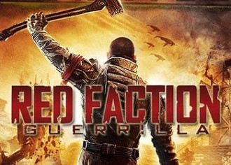Обложка для игры Red Faction Guerrilla Steam Edition