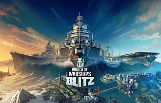 Обложка игры World of Warships Blitz