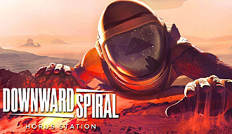 Обложка к игре Downward Spiral: Horus Station
