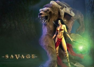 Обложка к игре Savage: The Battle for Newerth