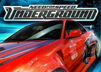 Обложка игры Need for Speed: Underground