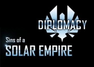 Обложка для игры Sins of a Solar Empire: Diplomacy