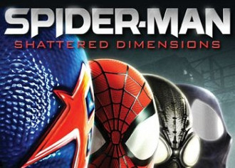 Обложка к игре Spider-Man: Shattered Dimensions