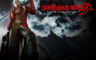 Обложка к игре Devil May Cry 3: Dante's Awakening Special Edition