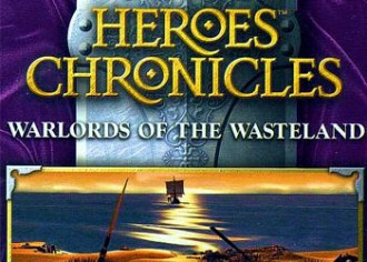 Обложка для игры Heroes Chronicles: Conquest of the Underworld and Warlords of the Wasteland