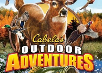 Обложка к игре Cabela's Outdoor Adventures