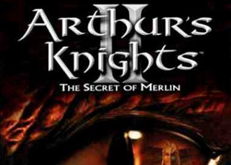Обложка для игры Arthur's Knights 2: The Secret of Merlin