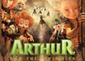 Обложка к игре Arthur and the Invisibles