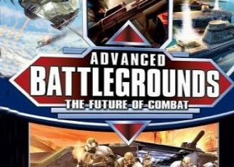 Обложка для игры Advanced Battlegrounds: The Future of Combat